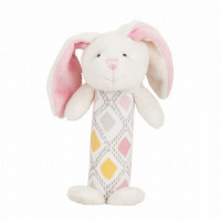 Lily & George Bella Bunny Hand Rattle