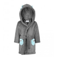 MayLily Bath Robe (Mint Owl)