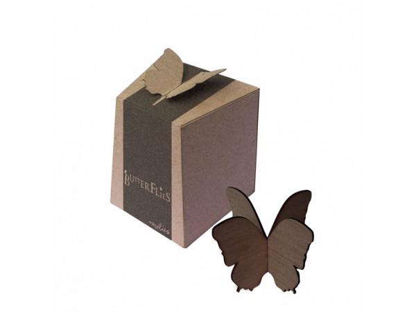 Newbies Butterfly Set - Black Okourne
