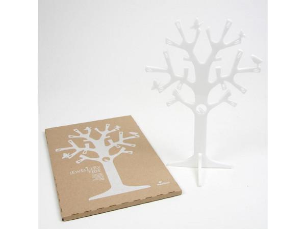 Newbies  Jewellery Tree - White