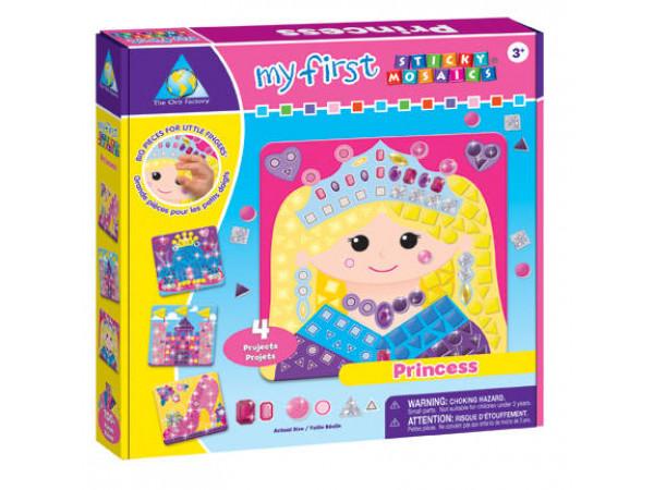 My First Sticky Mosaics (Princess)
