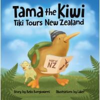 Tama the Kiwi - Tiki Tours New Zealand