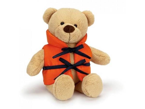 Teddykompaniet Linus (With Vest)