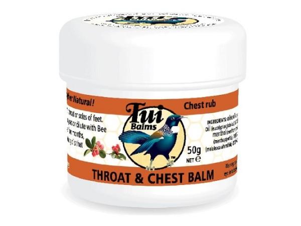 Tui Throat & Chest Balm
