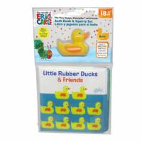 Eric Carle Duckie Bath Book & Squirter