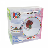 Very Hungry Caterpillar 5pc Dinner Set